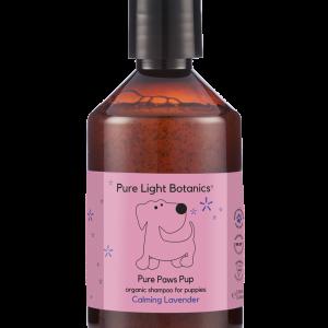 champô orgânico cachorro natural e saudável