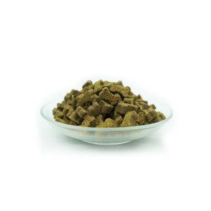 snack cão frango natural saudável sem cereais