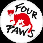 fourpaws protecção animal