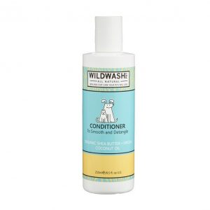 wild wash purrfect cat conditioner