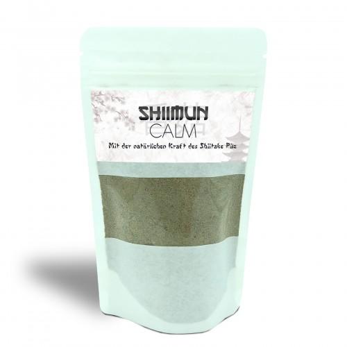 Shiimun calm natural e sustentável
