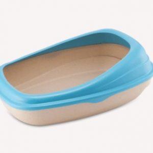 caixa de areia para gato sustentável