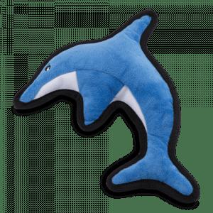 Golfinho brinquedo para cão