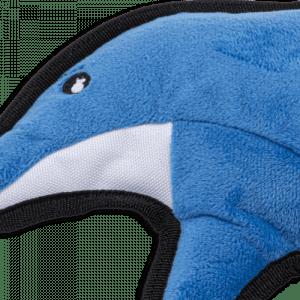 Brinquedo em forma de golfinho