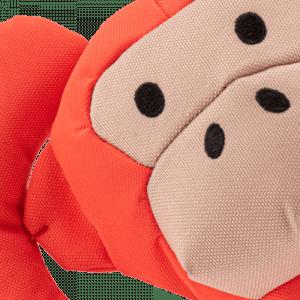 Macaco com Apito O seu cão precisa de um melhor amigo para brincar e às vezes para lutar! O macaco Michelle da Beco é sustentável e 100% reciclável, proporcionando uma vida de brincadeira ao seu patudo.