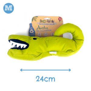 Crocodilo brinquedo para cão