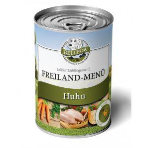 Bellfor comida húmida frango